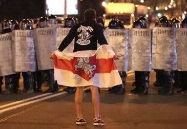 Протесты в Белоруссии как результат сфальсифицированных выборов