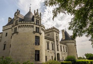 Замок Брезе и его затерянный бункер
