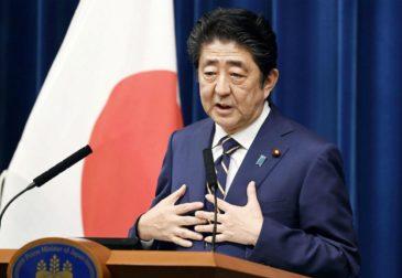 Синдзо Абэ покинет свой пост премьер-министра Японии