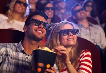 Рейтинг ТОП-10 кинотеатров Москвы 2020