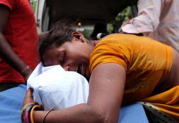 Новая жертва изнасилования в Индии