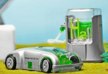 Водород заменит топливо?