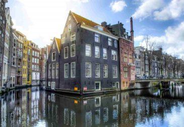 Новые обрушения в Амстердаме
