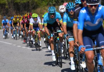 Велосипедисток швейцарской команды обокрали перед заездом!