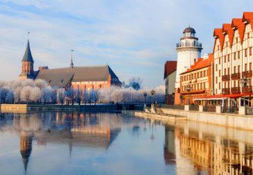 Калининград: 5 причин посетить