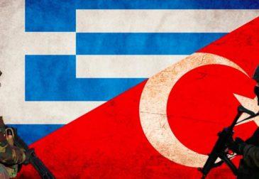 Конфликт между Турцией и Грецией из-за расширения территориальных вод