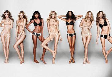 Ангелы Victoria's Secret – фотошоп
