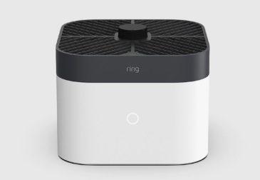Последняя новинка от бренда Ring – маленький летающий дрон для охраны вашего дома