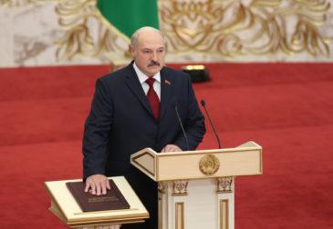 Тайная вечеря Лукашенко