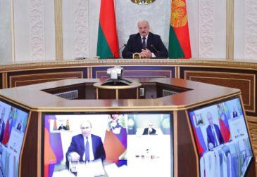 Красная белорусская революция и ошибки Лукашенко