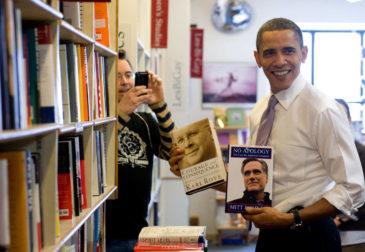 Барак Обама – автор следующего бестселлера