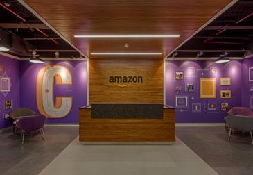 Amazon представила устройство для распознавания человека по ладони