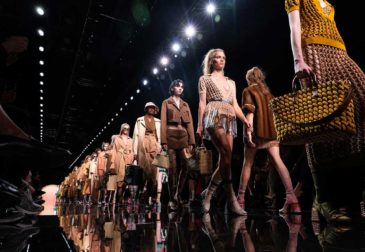Влияние пандемии на неделю моды 2020