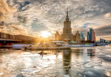 Калейдоскоп впечатлений на Москве-реке