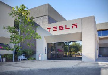 Сколько стоят акции Тесла после падения на 21%?
