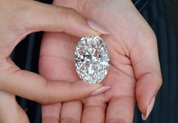 «Безупречный» бриллиант: самый дорогой камень в мире