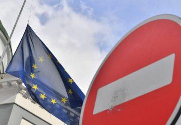 Санкции ЕС против Лукашенко!