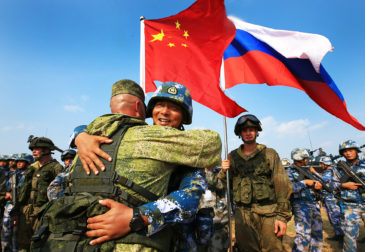 Китай и Россия проведут совместные учения