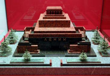 Американский художник хочет выкупить тело Ленина