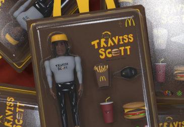 McDonald`s и Трэвис Скотт спелись: имя рэпера теперь есть в меню ресторана