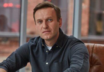 """Навальный был отравлен """"Новичком"""""""