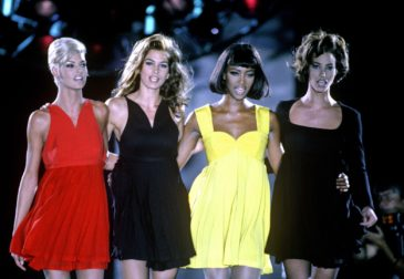 Документальный сериал «Супермодели» покажет рост четырёх самых известных женщин в моде