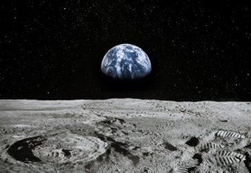 NASA подтверждает: на Луне есть вода