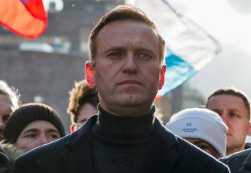 Санкции против России из-за Навального