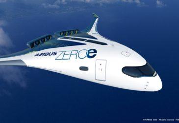 Airbus: будущее уже сейчас