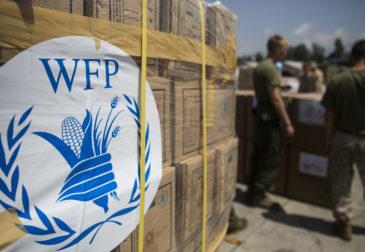 Новым обладателем Нобелевской премии мира стала Всемирная продовольственная программа