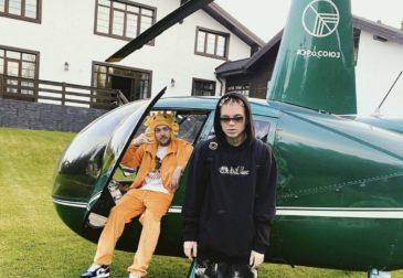 Теперь без пробок: Элджей приобрел вертолет
