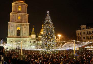 Нового года в Киеве не будет