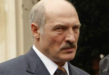 Александр Лукашенко в СИЗО