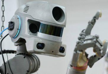 Восстание машин: робот Федор обидел российского космонавта