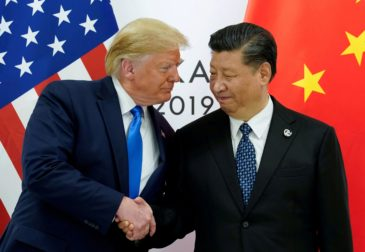 Трамп доигрался: китайская экономика опережает по темпам роста американскую