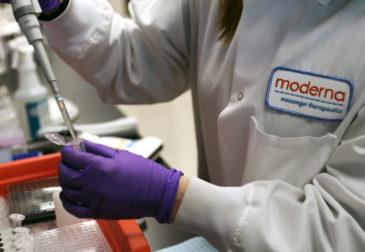 Избавиться от Covid-19 получится: вакцина от Moderna показала 100% эффективность