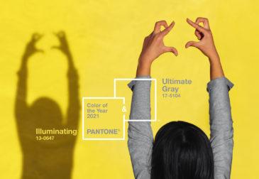 """""""Вдохновляющее и дающее надежду"""": прогнозы Pantone на 2021 год"""