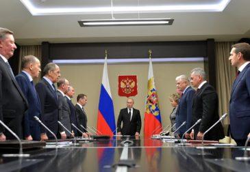 Только свои: Путин запретил членам Совбеза иметь двойное гражданство