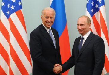 У России новый воспитатель: Джо Байден не намерен мириться с поведением России