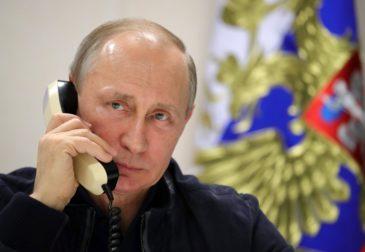 О чем говорят президенты: первый телефонный разговор Путина и Байдена