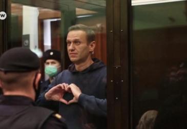 8,5 тысяч евро – цена извинений России перед Навальным