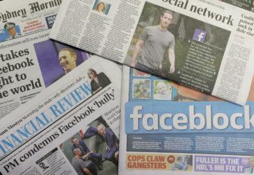 """""""Россия – не Австралия"""": случайный удар от Facebook?"""