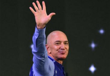 Зачем Безос уходит из Amazon