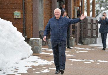 С глазу на глаз: о чем Путин и Лукашенко говорили в Сочи