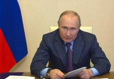 «Тайны» Кремля: какой вакциной привился Путин?