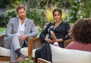 Интервью Меган Маркл и принца Гарри: о суицидальных мыслях, расизме и конфликтах.