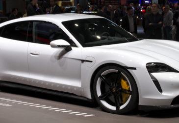 Последняя бензиновая модели Porsche