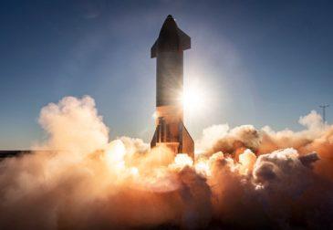 Прототип ракеты SpaceX Mars взорвался при посадке