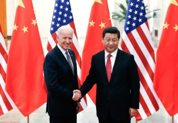 Как Китай и США противоречат друг другу