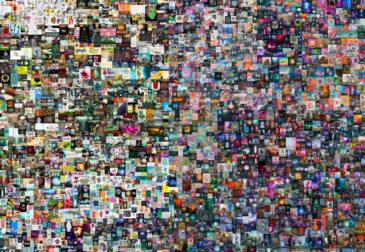 Цифровая картина за 70 миллионов долларов